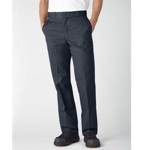Dickies Men's Original 874 Work Pants, Navy, 32x31